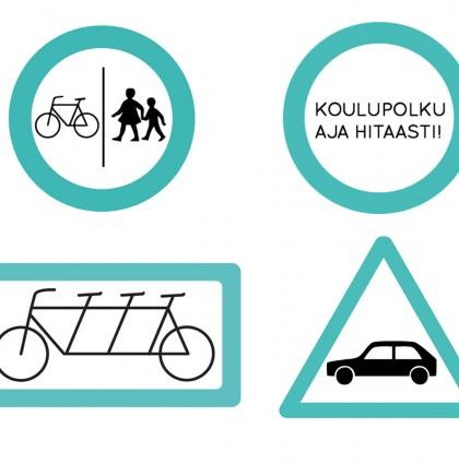 Koulupolku Kivistön asuntomessualueelle 2015