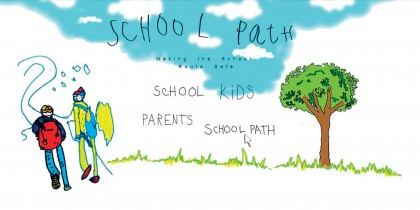 Publicity and marketing for the Kivistö School Path