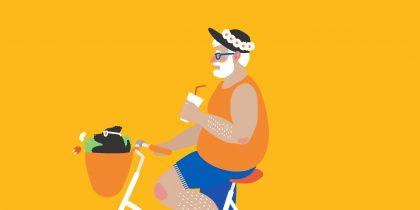 Peli: Testaa, millainen pyöräilijä olet!